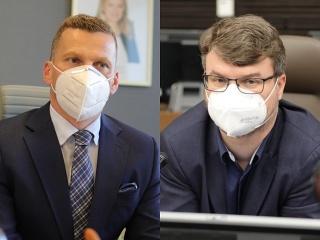 Miroslav Hlivák a Štefan Holý