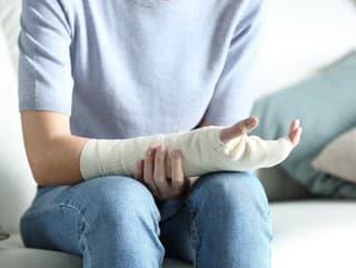 Najčastejšie zranenia a úrazy