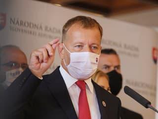 Boris Kollár kričal na svojich koaličných partnerov.