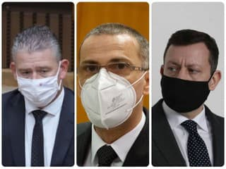 Prokurátori a minister prešli
