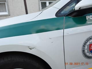 Nehoda v Lučenci