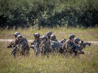 Vojaci Ozbrojených síl Spolkovej