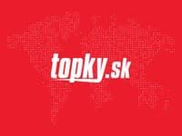Oblasť s názvom Biele skaly pri obci Osrblie vyzerá dnes takto.