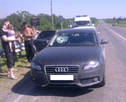 Vodič natočil smrť svojej