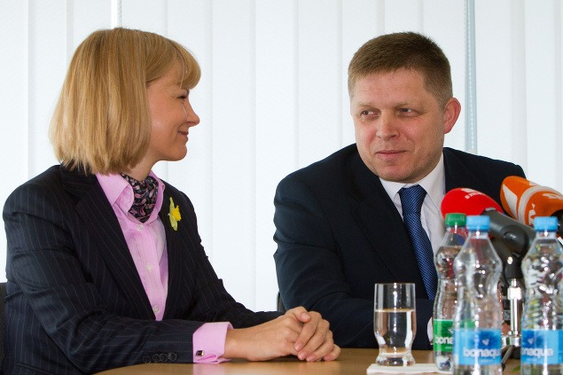 Usmievavá koketa Zvolenská: Ministri