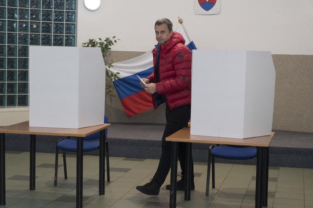 FOTOREPORTÁŽ Vo voľbách odovzdali