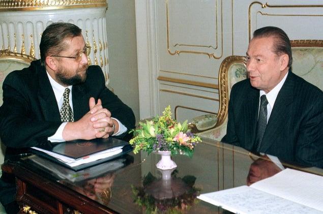Bývalý prezident SR Rudolf