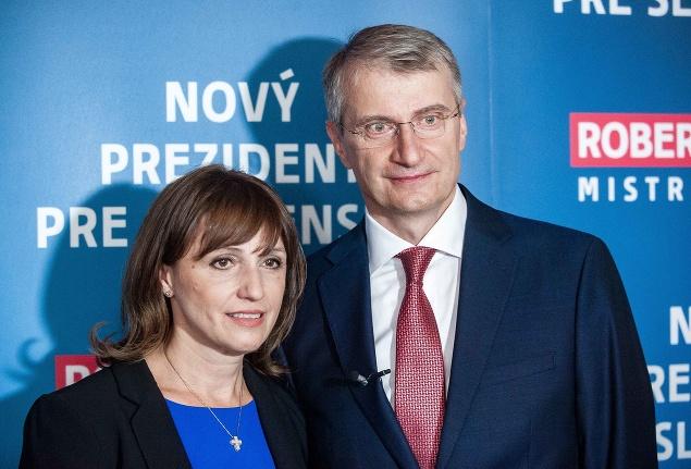 Zuzana Mistríková spolu s