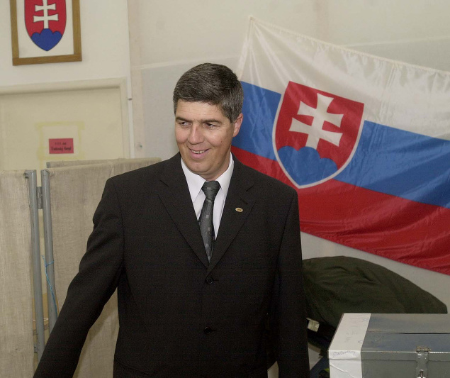 Béla Bugár svoj hlas