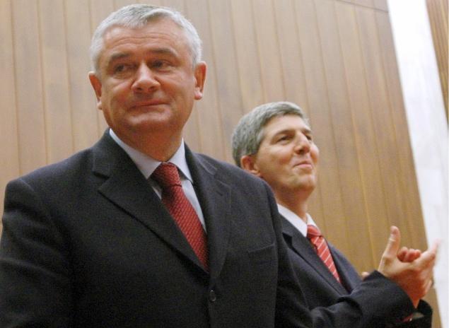 Ján Slota a Béla