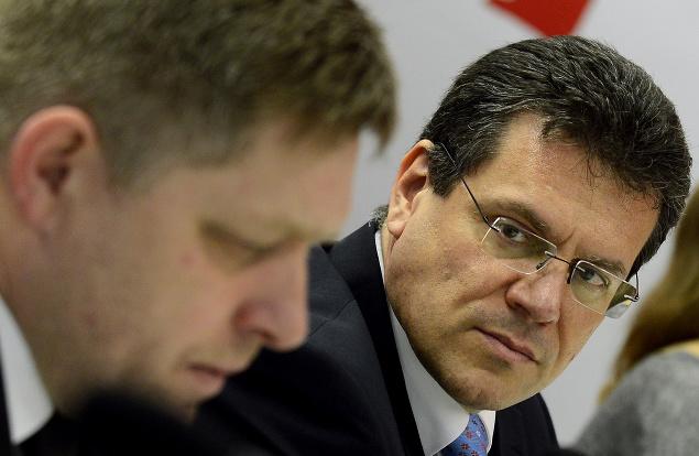 Robert Fico a Maroš