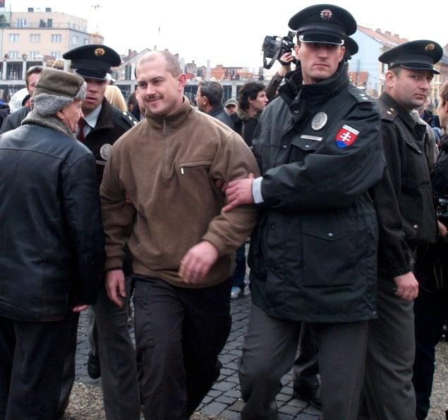 Bývalého vodcu Slovenskej pospolitosti