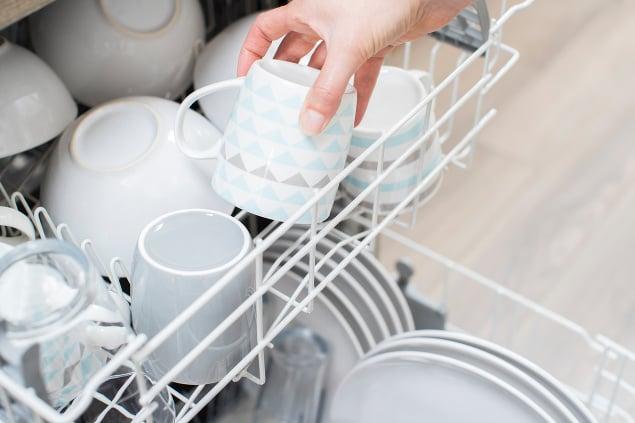 Umývačka riadu ušetrí kopec