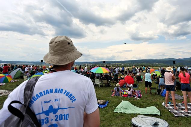 Najväčšia letecká šou na