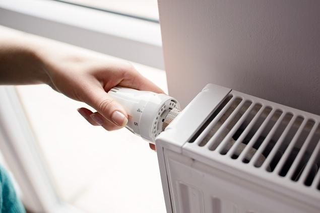 Regulácia teploty v dome