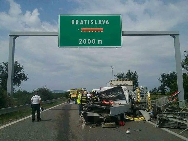 PRÁVE TERAZ Tragická nehoda