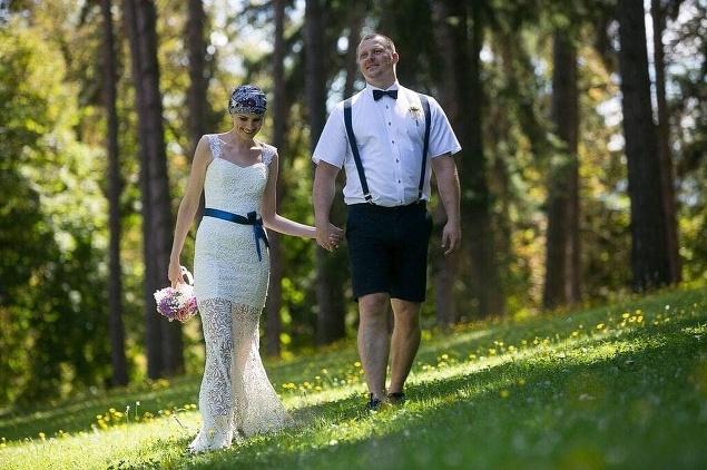 Na prípravy svadby nebol