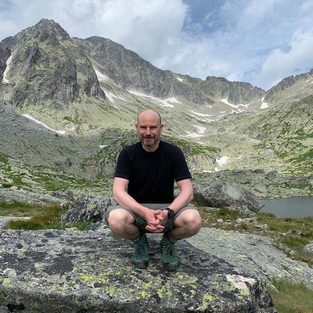 Vladimír Bilčík vo Vysokých