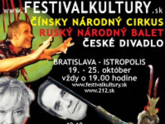 2d233c1886c82 Festival kultúry v Istropolise | Topky.sk