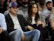 Ashton Kutcher and Mila