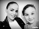 Karin Haydu s dcérou