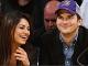 Mila Kunis a Ashton