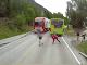Deti prebehujú cez cestu