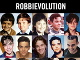 Takto sa menil Robbie