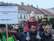 Protest v Prešove