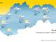 Predpoveď počasia na týždeň