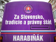 Harabiňák z prezidentských volieb