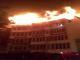 Hotel zachvátil požiar pred