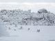 Ľadová stena v Petrohrade