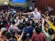 Bitka v hongkongskom parlamente