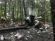 Zrútený vrtuľník na Ukrajine