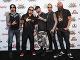 Členovia heavymetalovej skupiny Five