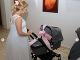 Kristínka Alžbetkinová čaká bábätko