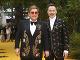 Elton John a David
