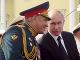 Ruský minister obrany Sergej