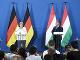 Angela Merkelová na stretnutí