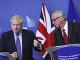 Boris Johnson a Jean-Claude