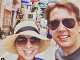 Peter Cmorik s manželkou