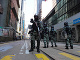 Napätie v Hongkongu neustále