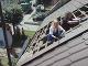 Na streche domu Rýpalovcov