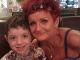 Kian Aliffe s babičkou