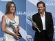 Jennifer Aniston a Brad