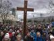 Modlitbové stretnutie v Bratislave.