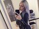 Lenka Kvaková sa odfarbila