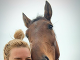 Patrícia Pagáčová kone miluje.