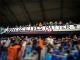Ultras Slovan sa nápisom